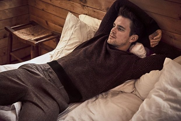 CAMPAIGN Matt Bomer for Todd Snyder Fall 2017 by Matthew Brookes. George McCracken, www.imageamplified.com, Image Amplified9