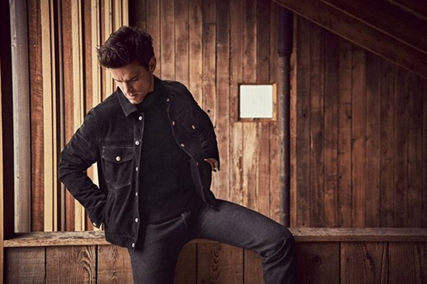 CAMPAIGN Matt Bomer for Todd Snyder Fall 2017 by Matthew Brookes. George McCracken, www.imageamplified.com, Image Amplified11