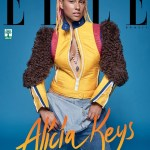 ELLE BRAZIL: Alicia Keys by Zoltan Tombor
