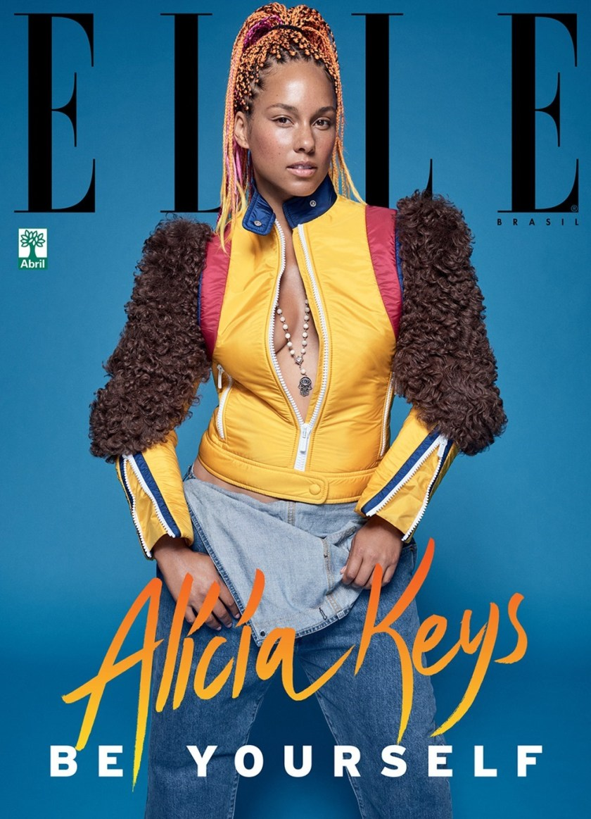 ELLE BRAZIL Alicia Keys by Zoltan Tombor. Juliana Gimenez, September 2017, www.imageamplified.com, Image Amplified4