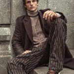 GQ BRAZIL: Simon Nessman by Greg Swales