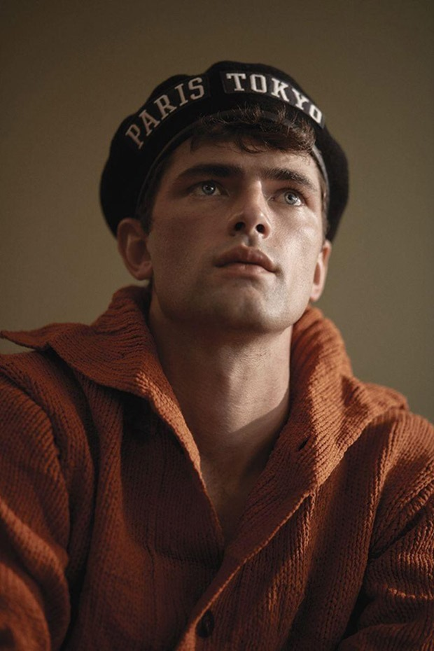 GQ STYLE TAIWAN Sean O'Pry by Greg Swales. Matthew Edelstein, Fall 2017, www.imageamplified.com, Image Amplified1