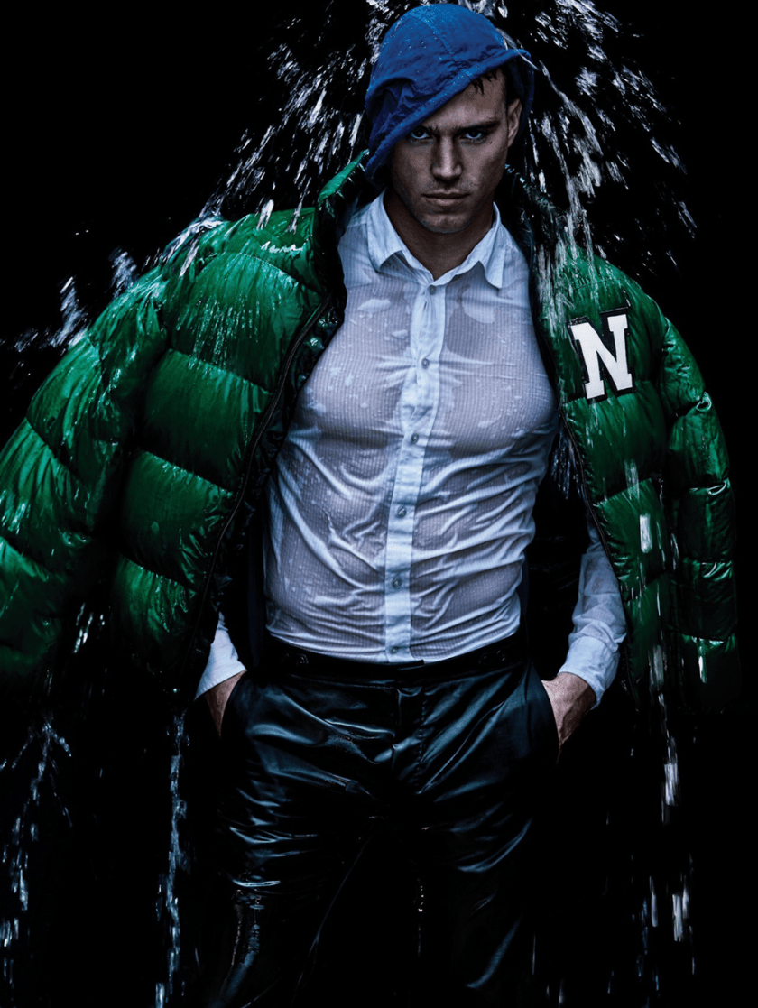 V MAGAZINE Matthew Terry, Matthew Noszka & Vitor Melo by Solve Sundsbo. Nicola Formichetti, Summer 2017, www.imageamplified.com, Image Amplified1