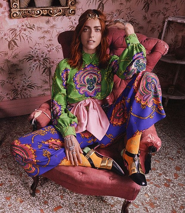 CAMPAIGN Gucci Cruise 2017 by Mick Rock. www.imageamplified.com, Image Amplified13