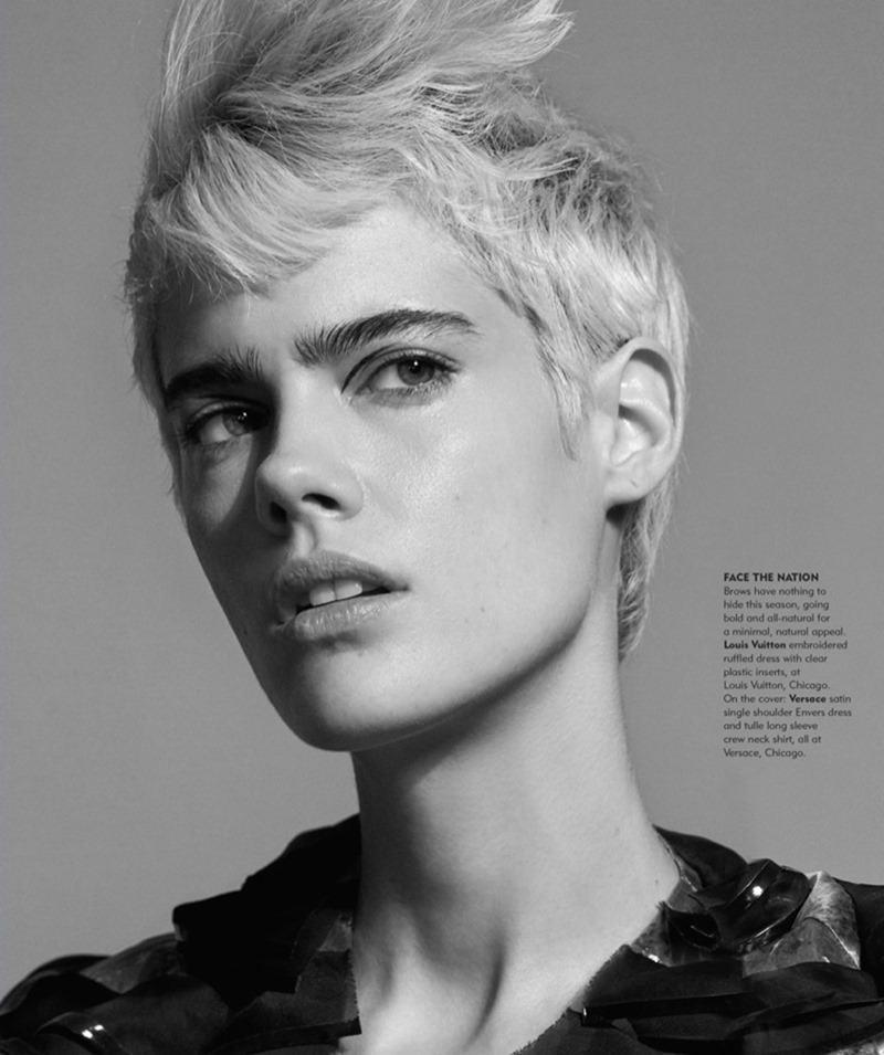 CHICAGO TRIBUNE Taja Feistner by Kevin Sinclair. Patric Chauvez, Fall 2017, www.imageamplified.com, Image Amplified8
