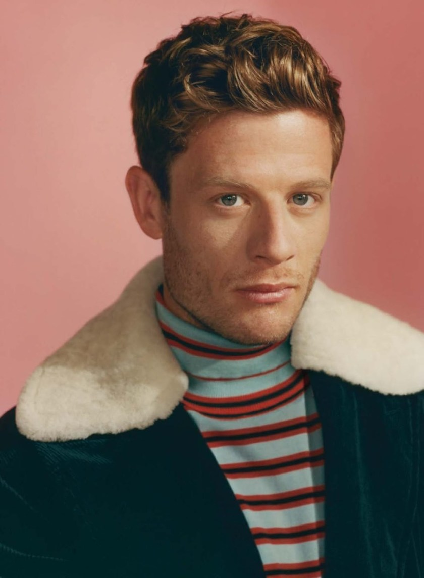 ES MAGAZINE James Norton by Michael Hemy. Rose Forde, Fall 2017, www.imageamplified.com, Image Amplified1