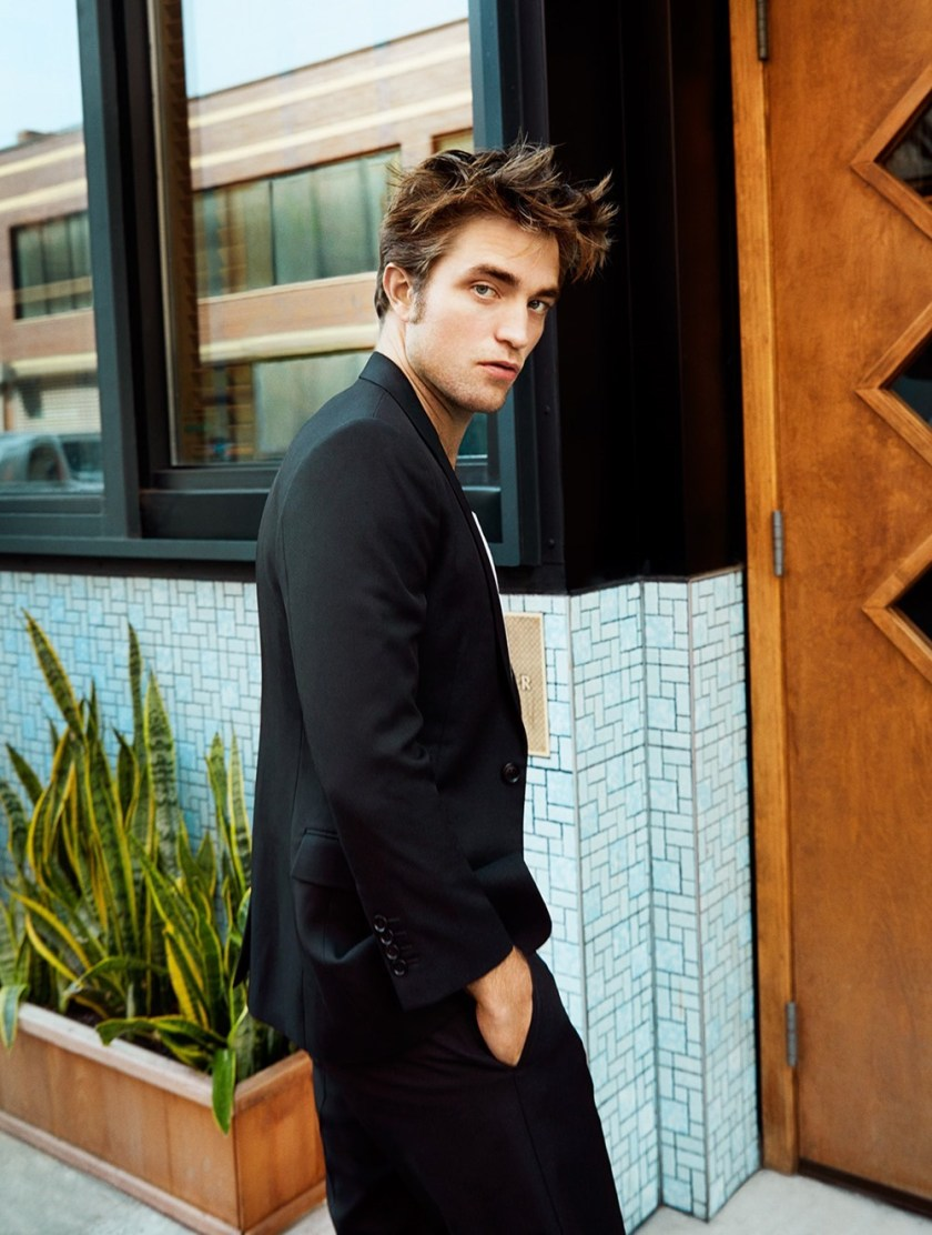 ESQUIRE UK Robert Pattinson by Carin Backoff. Catherine Hayward, October 2017, www.imageamplified.com, Image Amplified4