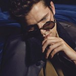 GLASS MEN MAGAZINE: Sean O'Pry by Ssam Kim