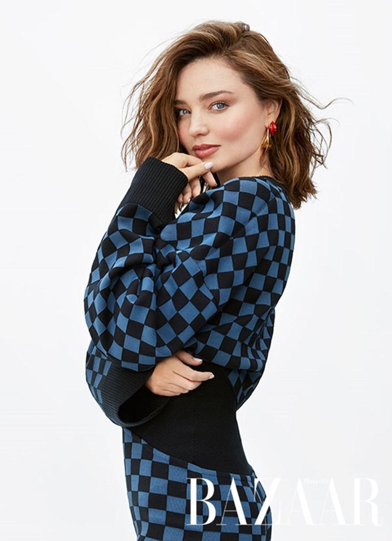 HARPER'S BAZAAR AUSTRALIA Miranda Kerr by Nino Munoz. Naomi Smith, November 2017, www.imageamplified.com, Image Amplified4
