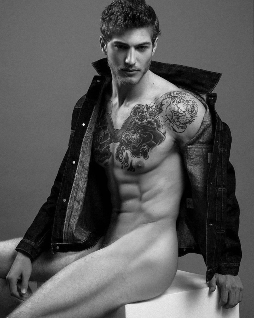 MASCULINE DOSAGE Travis Christopher Milde by Alisson Marks. Fall 2017, www.imageamplified.com, Image Amplified5