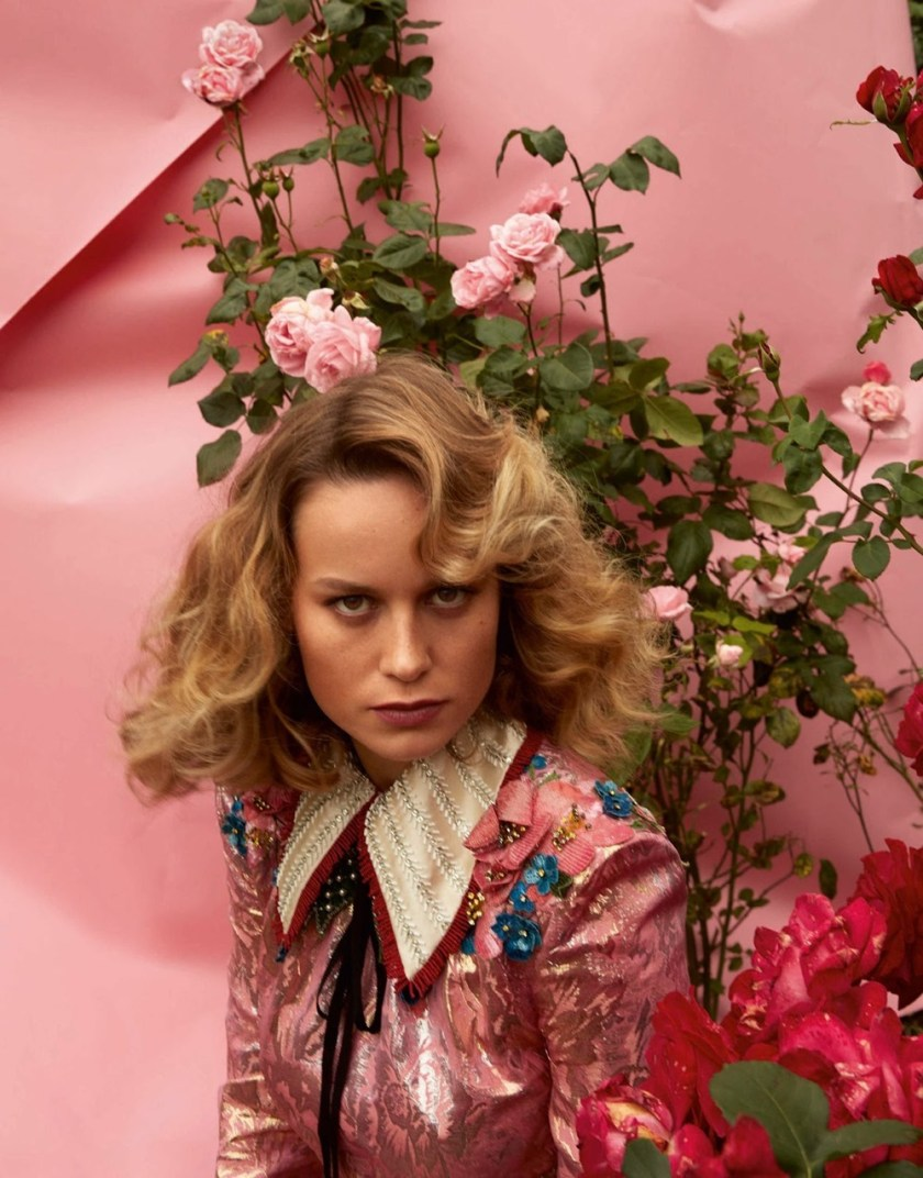 PORTER MAGAZINE Brie Larson by Camilla Akrans. Julia von Boehm, Winter 2017, www.imageamplified.com, Image Amplified7