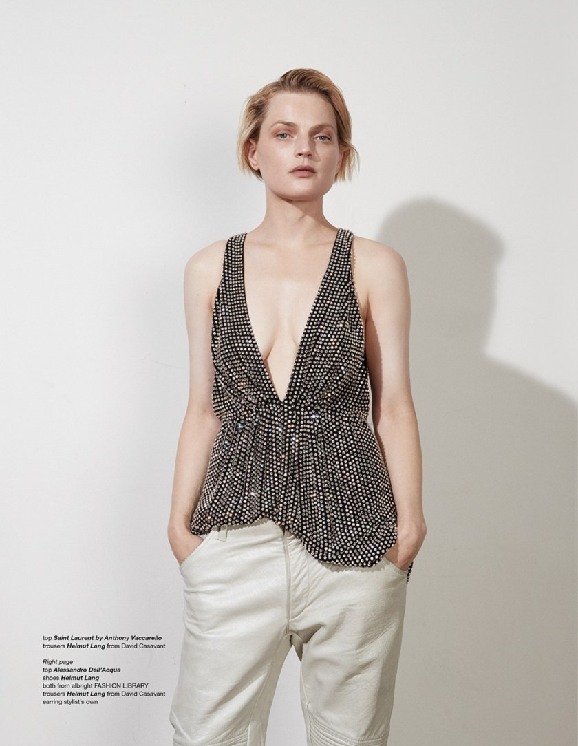 ZOO MAGAZINE Guinevere van Seenus by Nagi Sakai. Ye Young Kim, Fall 2017, www.imageamplified.com, Image Amplified26
