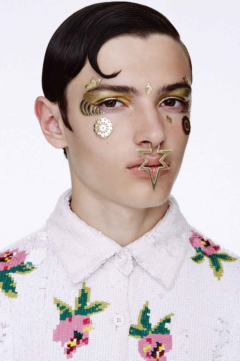 BOY MAGAZINE Twinkle Twinkle by Johnny Kangasniemi. Anna Fernandez, 2017, www.imageamplified.com, Image Amplified4