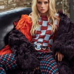 ELLE MAGAZINE: Lottie Moss by Xavi Gordo