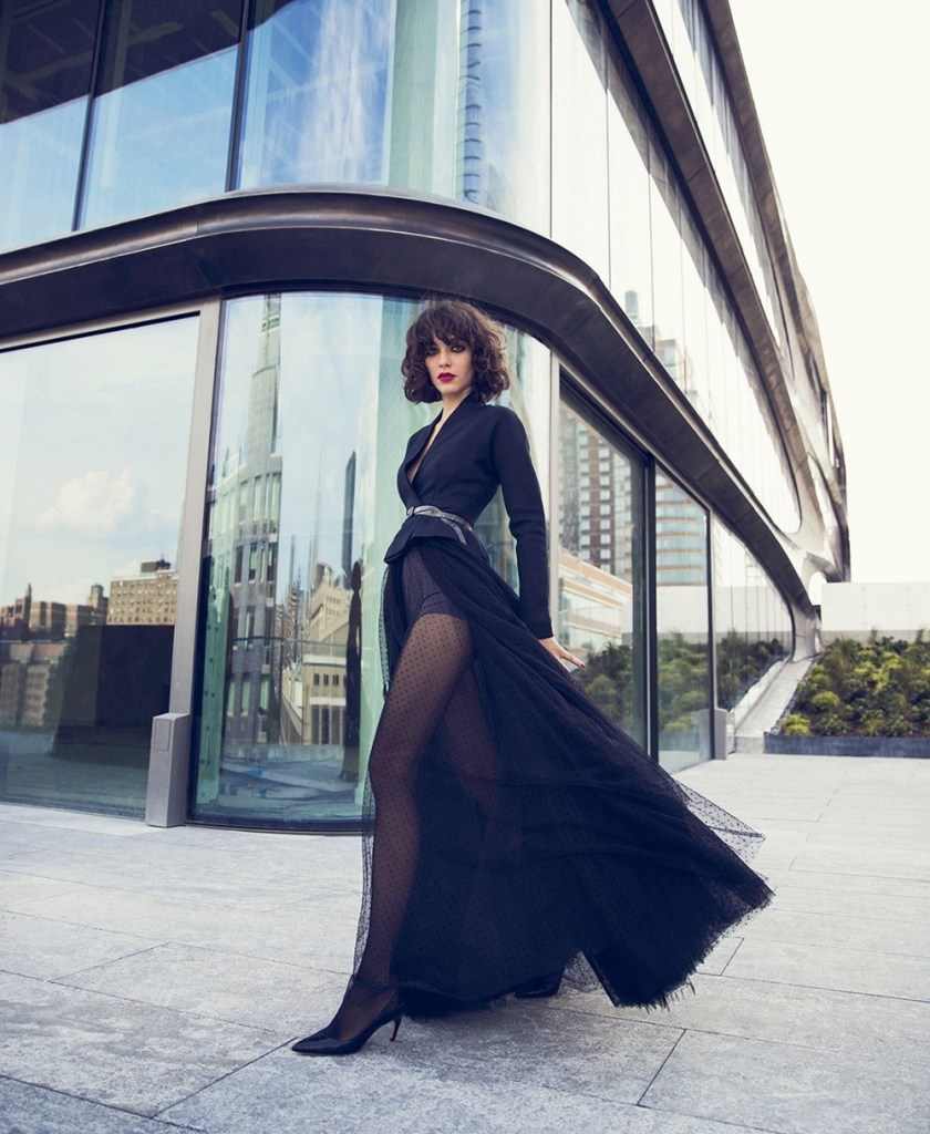 ELLE MAGAZINE Steffy Argelich by David Bellemere. Samira Nasr, November 2017, www.imageamplified.com, Image Amplified5