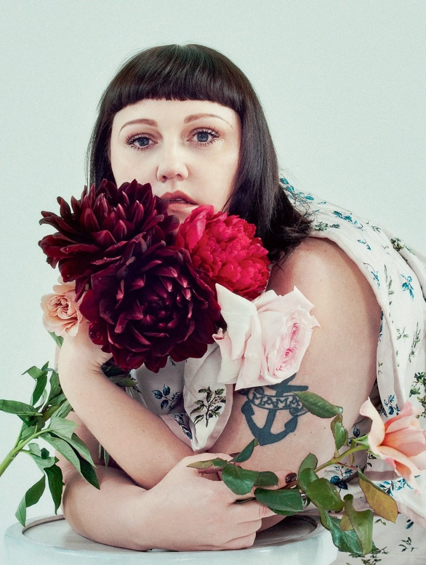 ELLE UK Beth Ditto by Sanchez & Mongiello. Donna Wallace, November 2017, www.imageamplified.com, Image Amplified4