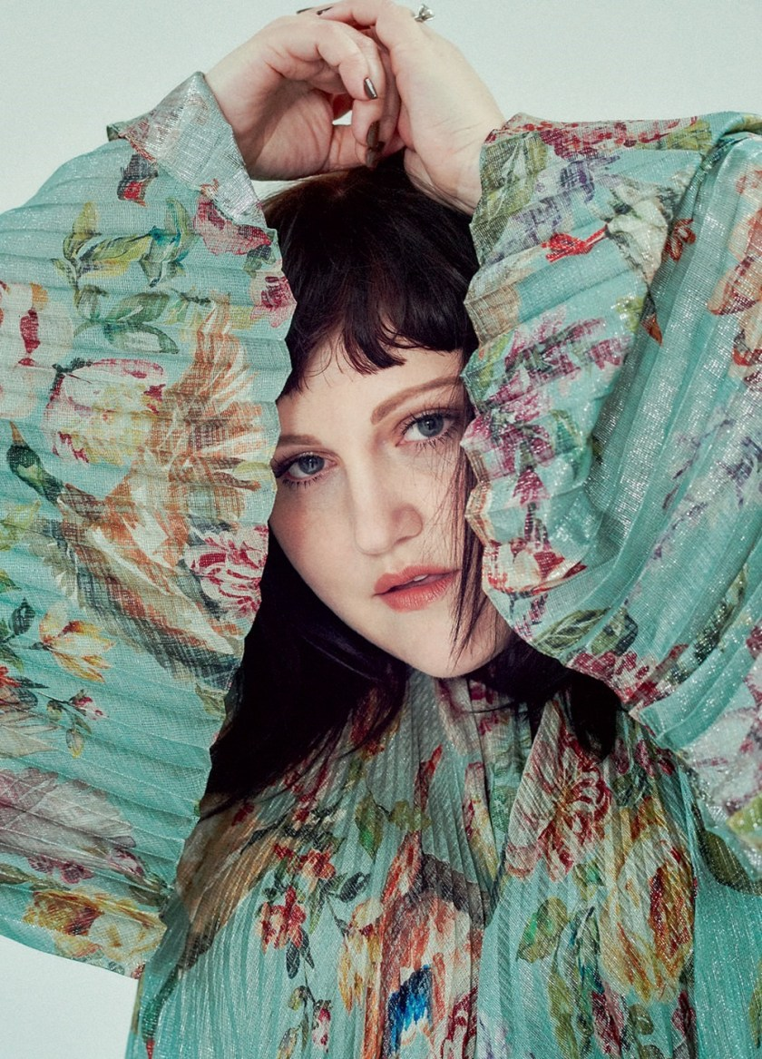 ELLE UK Beth Ditto by Sanchez & Mongiello. Donna Wallace, November 2017, www.imageamplified.com, Image Amplified5