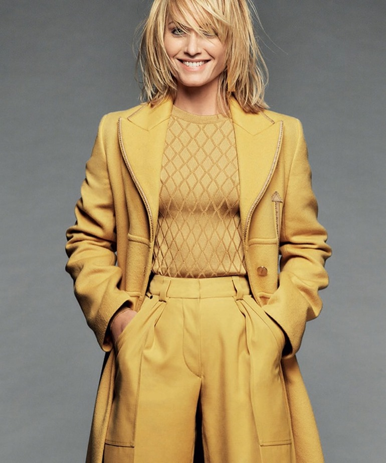HARPER'S BAZAAR SPAIN Amber Valletta by Greg Kadel. Beatriz Moreno de la Cova, October 2017, www.imageamplified.com, Image Amplified3