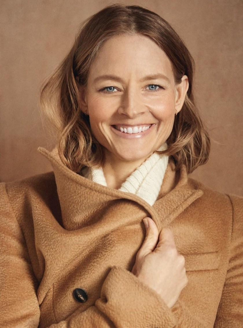 HARPER'S BAZAAR UK Jodie Foster by Richard Phibbs. Miranda Almond, December 2017, www.imageamplified.com, Image Amplified7