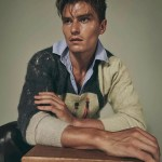 PRESTIGE MAGAZINE: Oliver Cheshire by Mike Ruiz