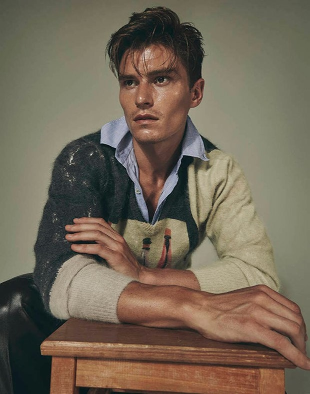 PRESTIGE MAGAZINE Oliver Cheshire by Mike Ruiz. Fall 2017, www.imageamplified.com, Image Amplified2