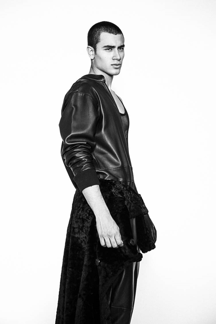 VICTOR MAGAZINE Hugo Acioli by Jeff Segenreich. Fall 2017, www.imageamplified.com, Image Amplified6