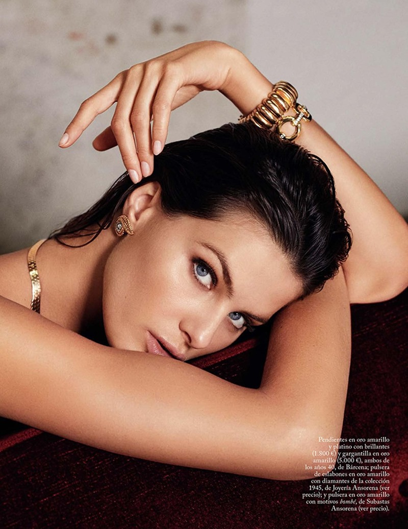 VOGUE SPAIN Isabeli Fontana by Gorka Postigo. November 2017, www.imageamplified.com, Image Amplified2