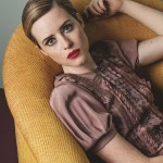 VOGUE UK: Claire Foy by Craig McDean