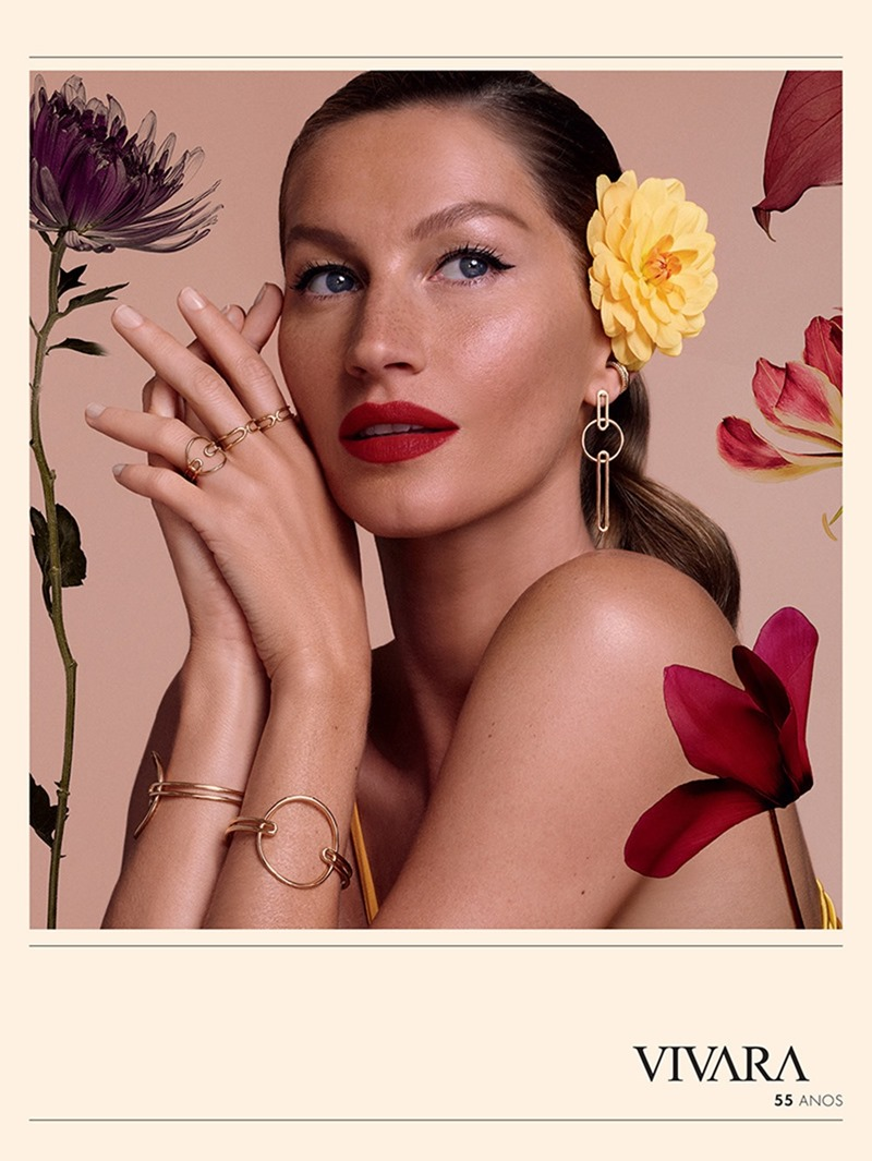 CAMPAIGN Gisele Bundchen for Vivara Christmas 2017 by Nicole Heiniger. www.imageamplified.com, Image Amplified6