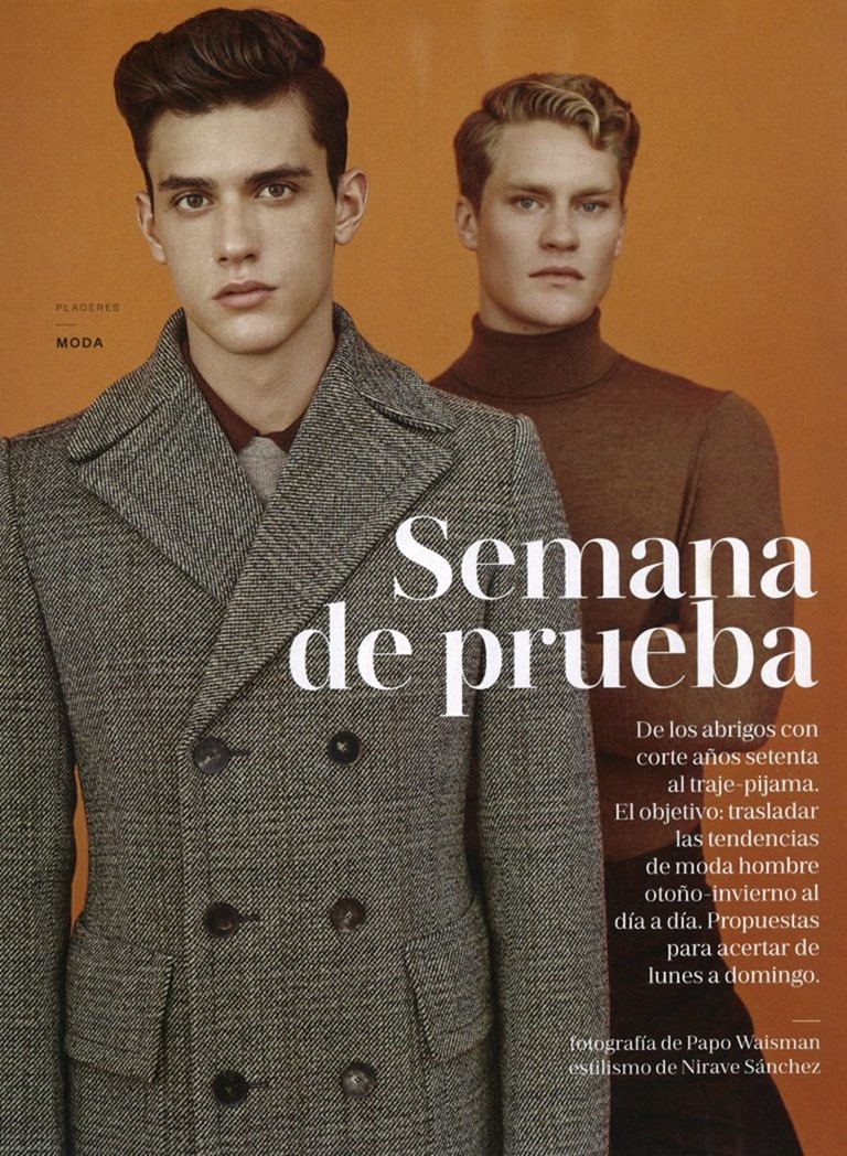 EL PAIS SEMANAL Toby James by Papo Waisman. Nirave Sanchez, Fall 2017, www.imageamplified.com, Image Amplified3