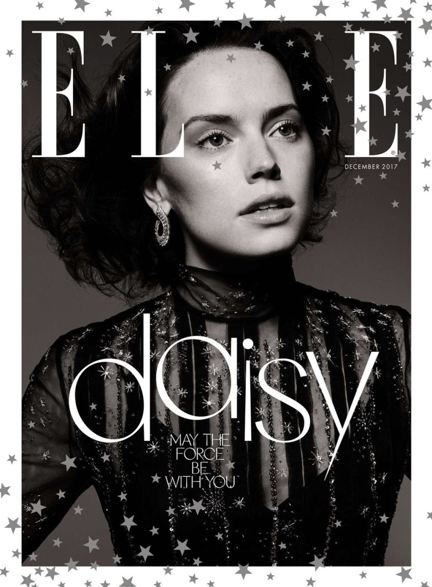 ELLE UK Daisy Ridley by Liz Collins. Anne-Marie Curtis, December 2017, www.imageamplified.com, Image Amplified2
