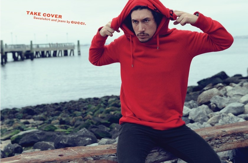 ESQUIRE MAGAZINE Adam Driver by Norman Jean Roy. Matthew Marden, December 2017, www.imageamplified.com, Image Amplified3