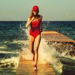 VOGUE UK: Rianne Van Rompaey by Inez & Vinoodh