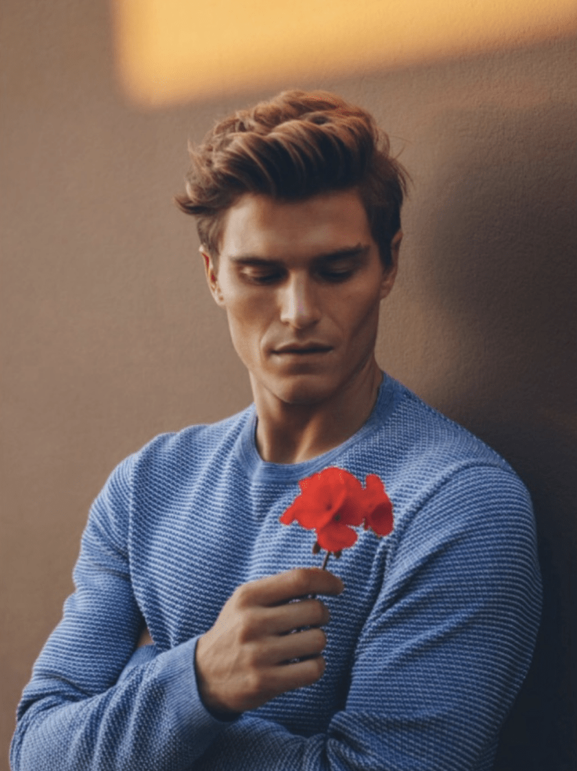 ATTITUDE UK Oliver Cheshire by Christian Oita. Joseph Kocharian, February 2018, www.imageamplified.com, Image Amplified2