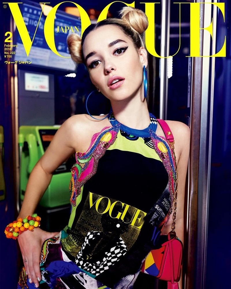 VOGUE JAPAN Delilah Belle & Sarah Snyder by Luca & Alessandro Morelli. Tsuyoshi Noguchi, February 2018, www.imageamplified.com, Image Amplified11