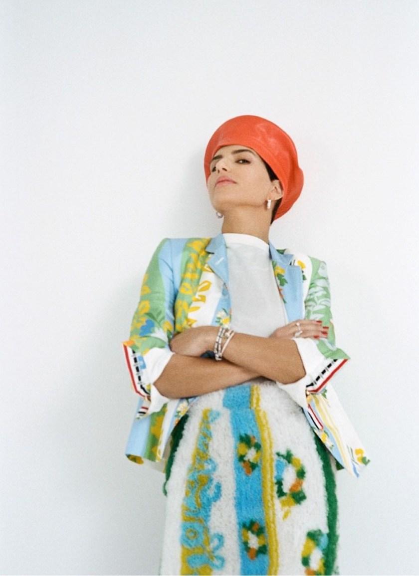 MATERIAL MAGAZINE Deena Alijuhani Abdulaziz by Bibi Borthwick. Jan-Michael Quammie, Spring 2018, www.imageamplified.com, Image Amplified6