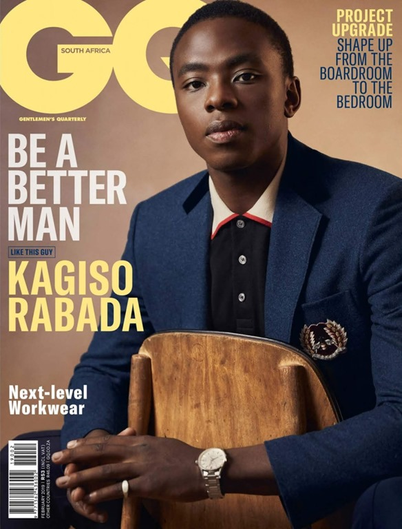 Jason Anthony | GQ South Africa | 2018 | Editorial