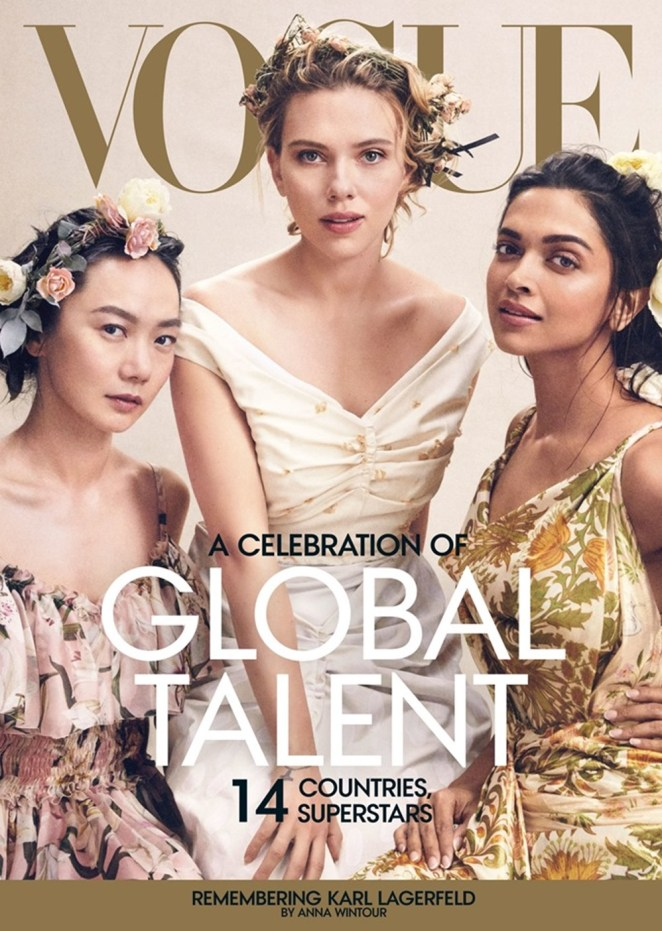 Vogue Magazine Global Talent By Mikael Jansson Image Amplified Images, Photos, Reviews