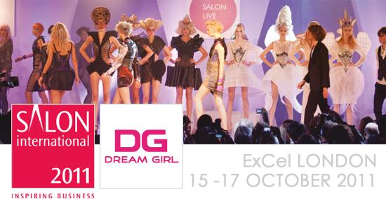 Dream girl at salon international dream girl hair extensions dream girl at salon international 2011 pmusecretfo Choice Image