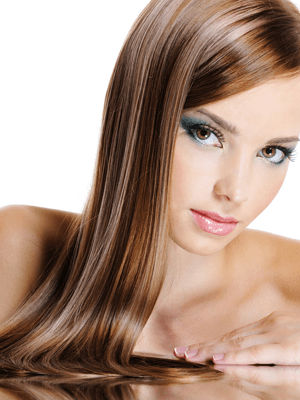 Adding luxury to your hair