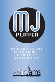 MJ Player App Art