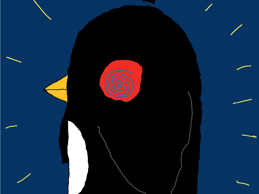 Jorj'e the Hypnotized Penguin