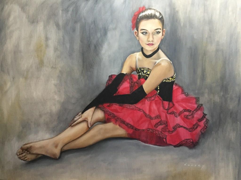 Ruby Ballerina Final
