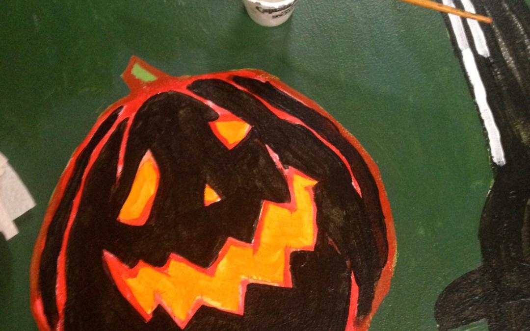 Halloween Project