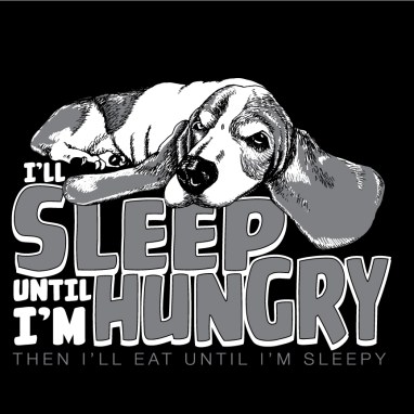 Sleep Until I'm Hungry