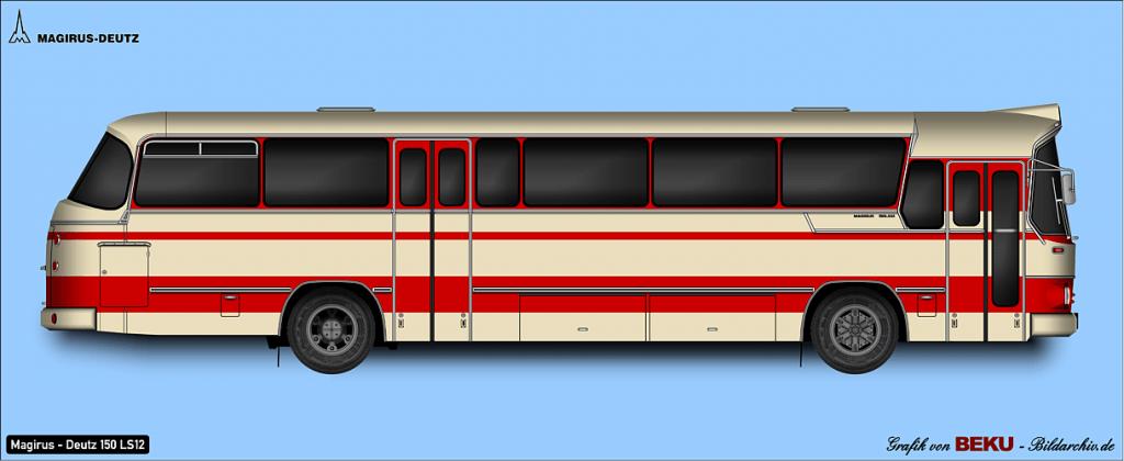 Magirus-Deutz 150 LS12