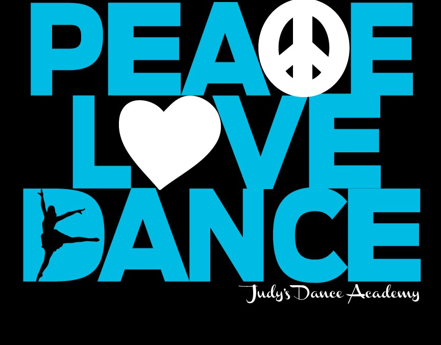 PEACE, LOVE, DANCE