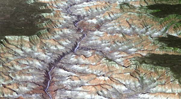 News | NASA, Japan Release Improved Topographic Map of Earth
