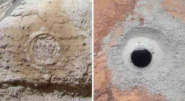 News | NASA Rover Finds Conditions Once Suited for Ancient ...