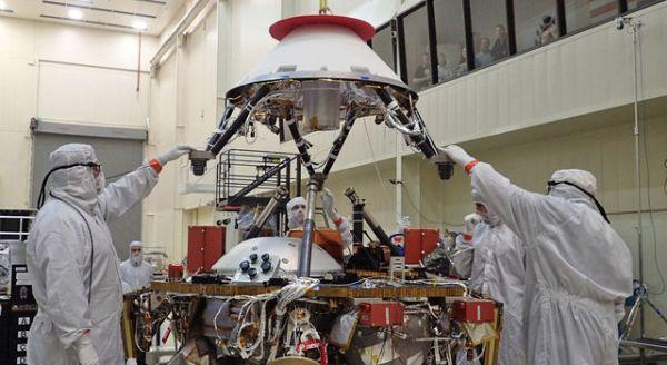 News | NASA Begins Testing Mars Lander for Next Mission to ...